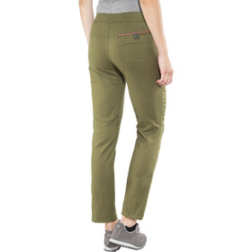 Millet Babilonia Hemp Pantalones Mujer, grape leaf